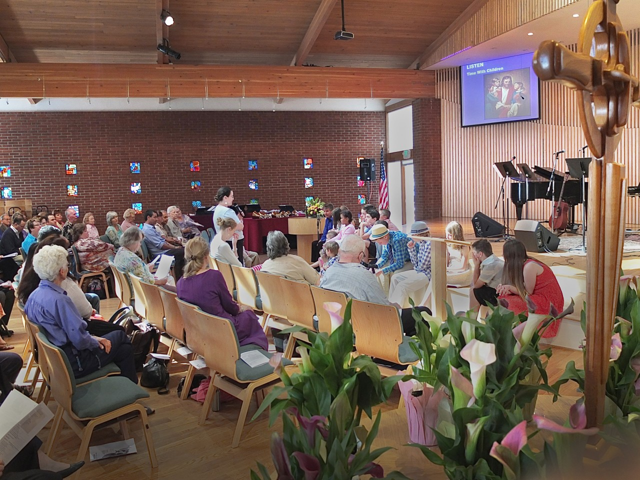Easter at the Kirk