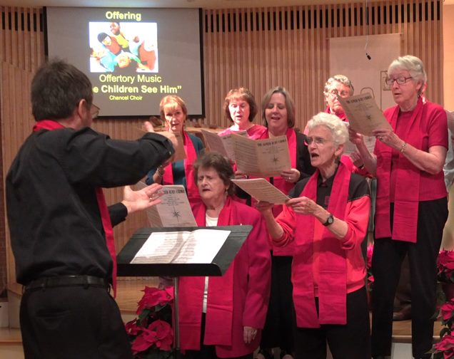 Kirk Choir